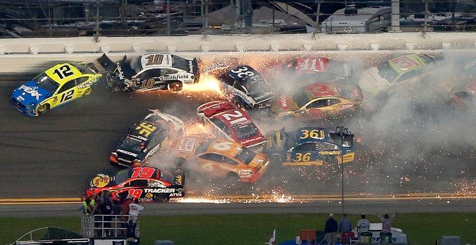 Monster Energy NASCAR Cup Series 61st Annual Daytona 500