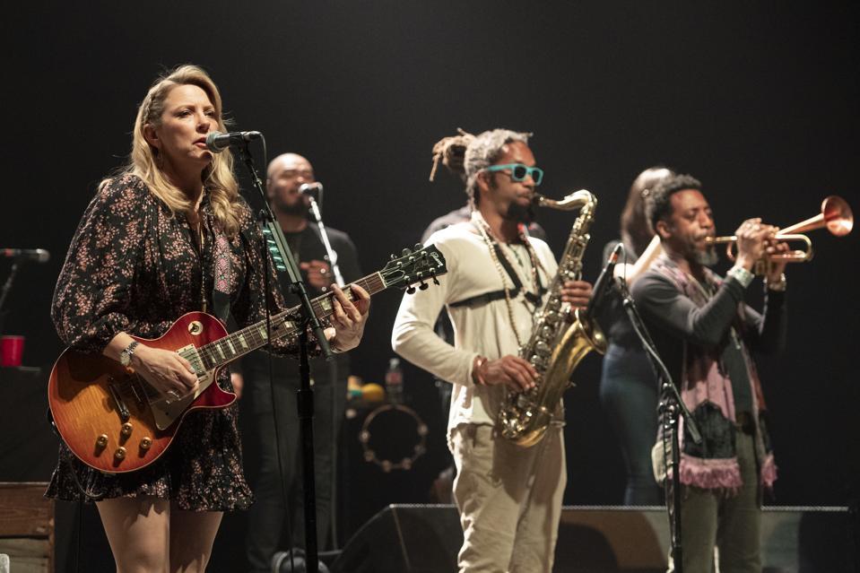 Tedeschi Trucks Band In Concert - New Orleans, LA