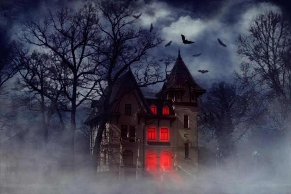 What To Do If You Live In A Haunted House