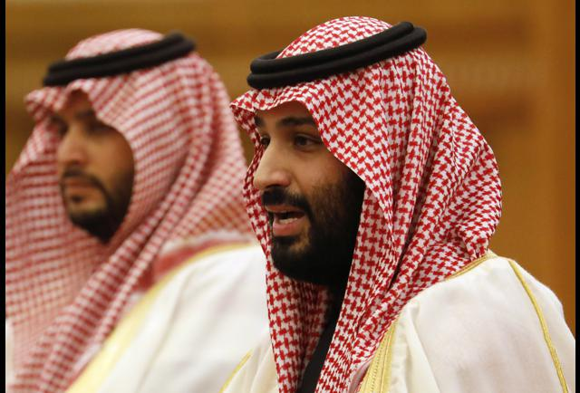 Remember That Aramco IPO? Prince Mohammed Does.