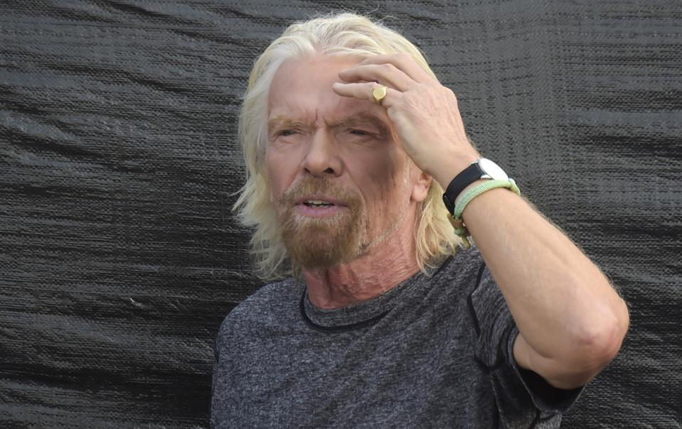 Richard Branson Warns Pound Will Collapse In No-Deal Brexit