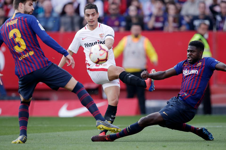 Amid Injuries And Suspensions, Could FC Barcelona Field Their Ninth Different Defensive Line At Leganes?