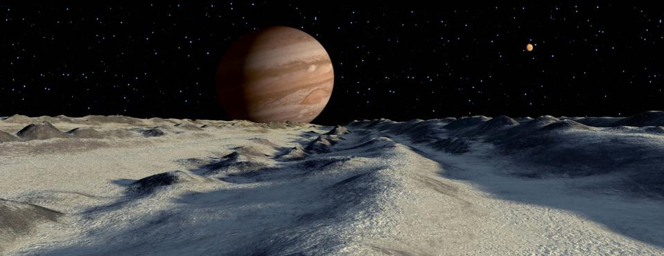 Alien Life On Jupiter Moon Europa A Sure Bet, Space ...