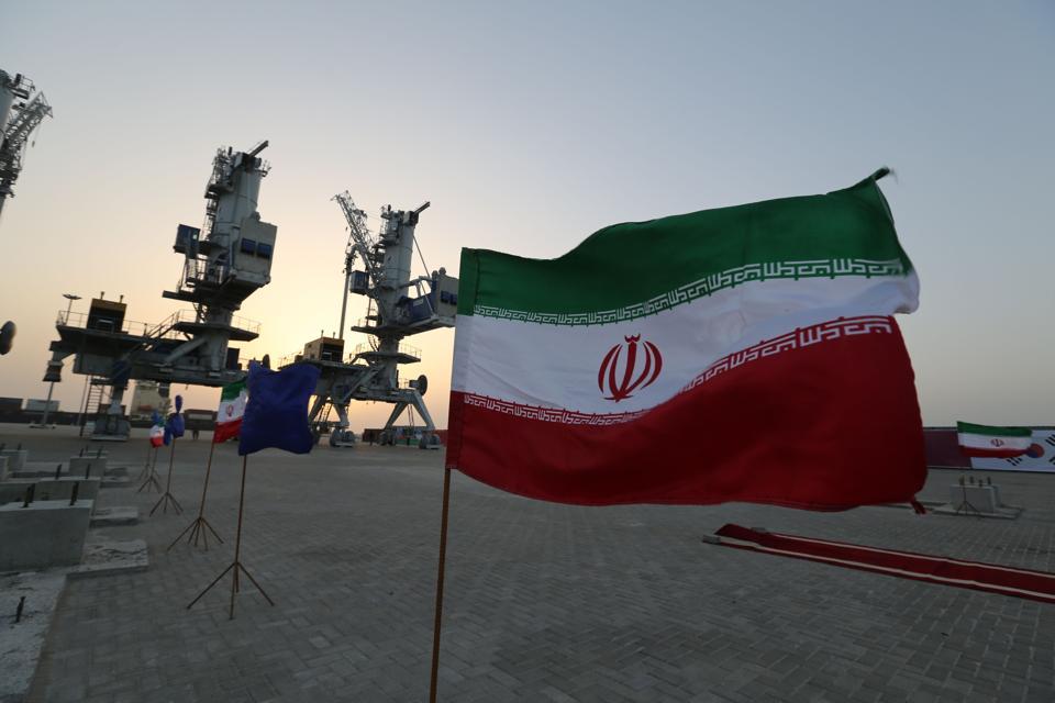 IRAN-ECONOMY-CHABAHAR