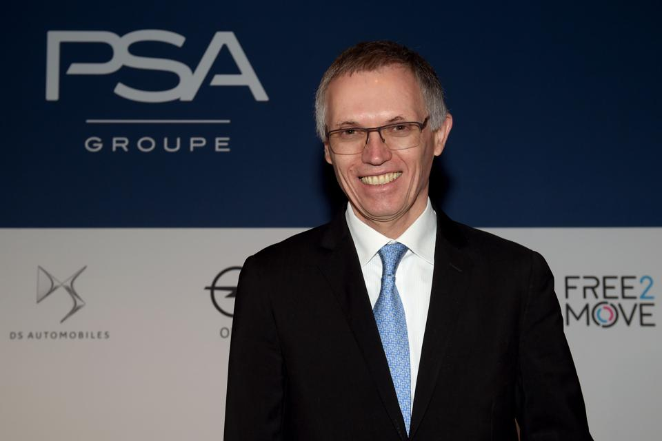 FRANCE-ECONOMY-TRANSPORT-PSA-RESULTS-TAVARES