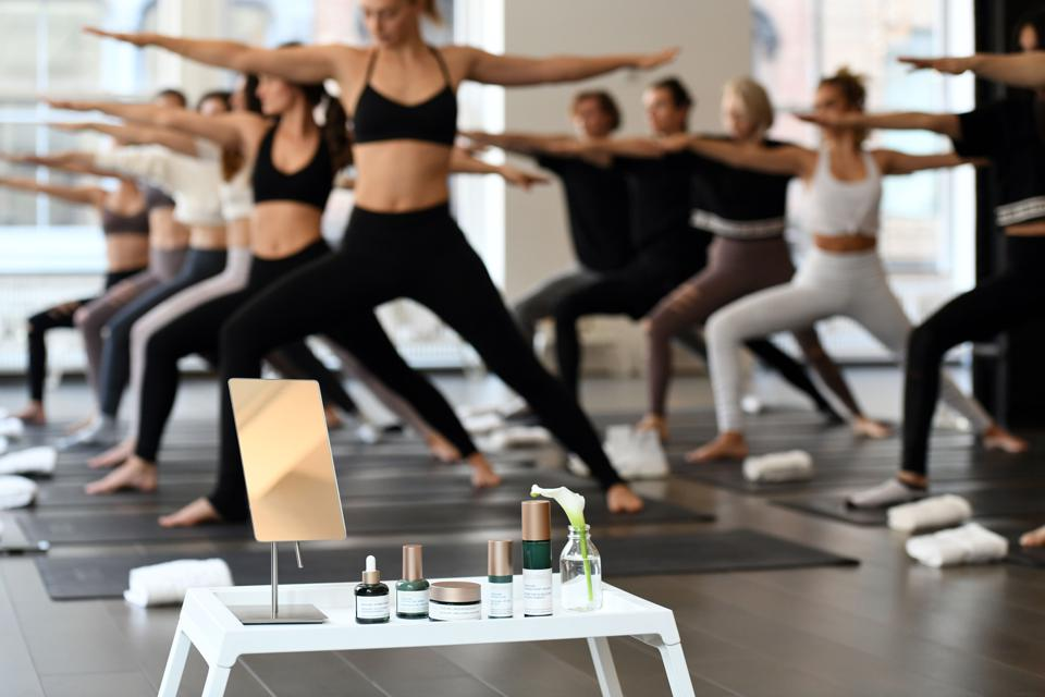 Flow Into Fashion Week Hosted By Delilah Belle Hamlin With Biossance & Alo Yoga