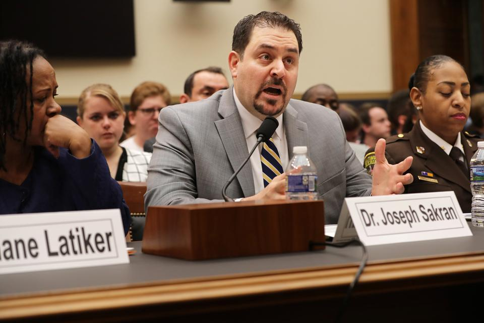House Judiciary Holds Hearing On Preventing Gun Violence