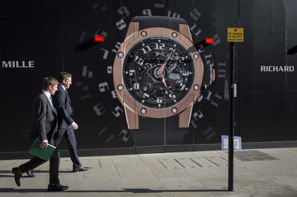 Watch Hoarding and Businessmen