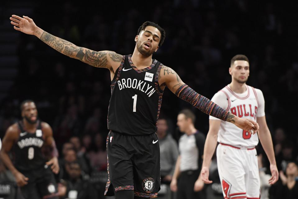 Should The Bulls Make A Play For D'Angelo Russell?