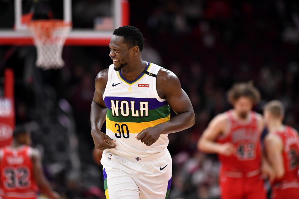 New Orleans Pelicans v Chicago Bulls