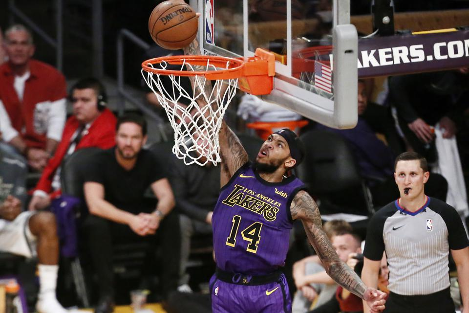 Are Brandon Ingram And Derrick Favors The New Orleans
