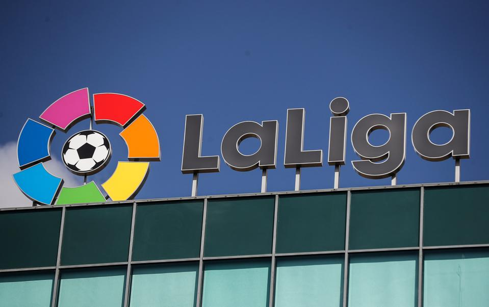 All La Liga games have been suspended due to the Coronavirus outbreak
