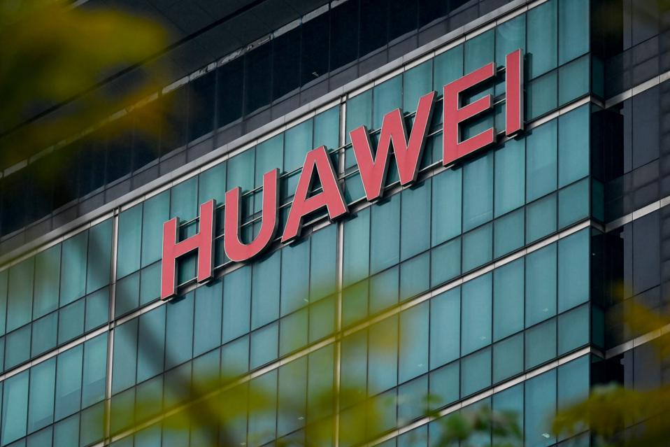 CHINA-TELECOMMUNICATIONS-HUAWEI