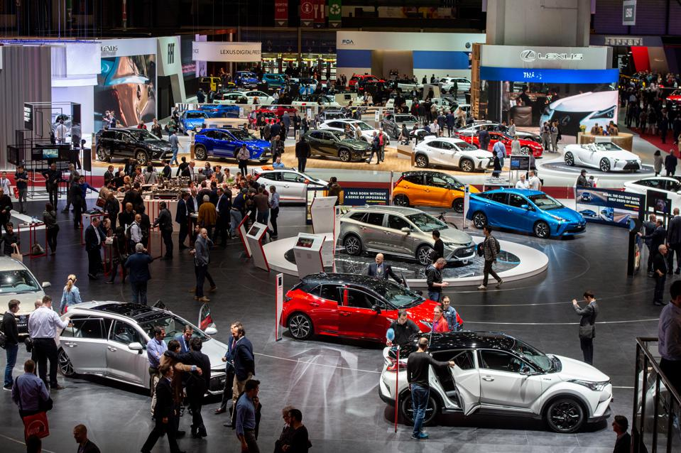 2022 Auto Show Calendar.There Will Be No Geneva Motor Show In 2021 Either