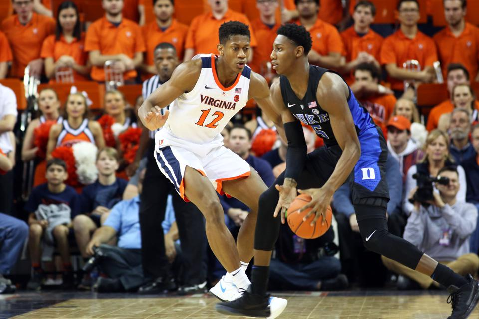 Phoenix Suns NBA Draft Preview: De'Andre Hunter And Cam