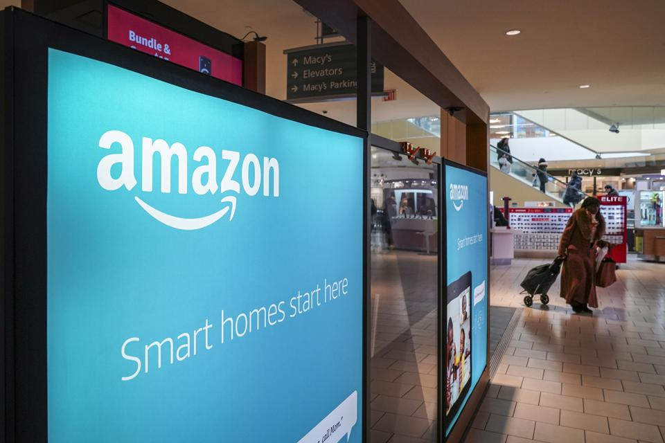 Amazon To Reopen Pop-Up Stores After Closing Them Last Year
