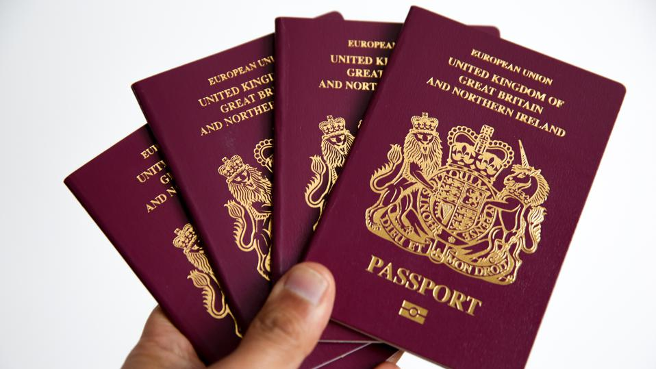 British Passports are seen as according to consumer group...