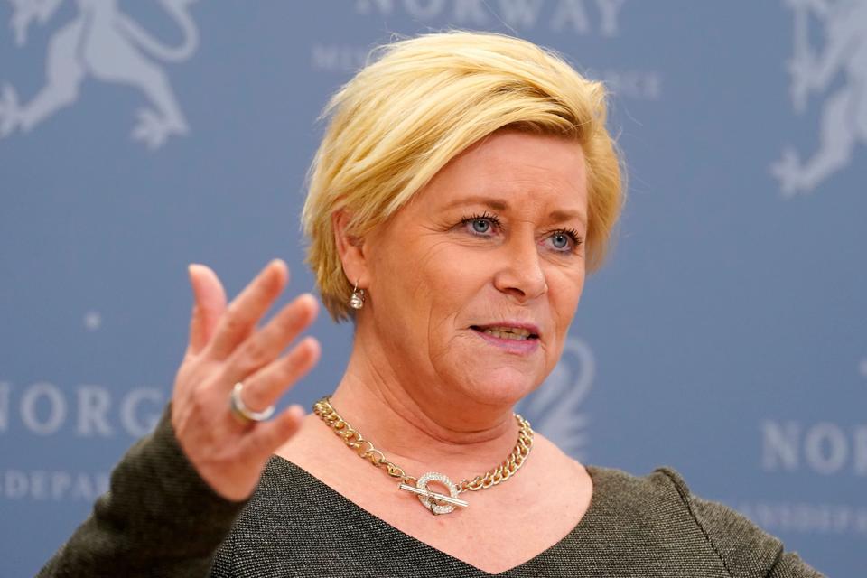 NORWAY-POLITICS-FINANCE-OIL-FUND