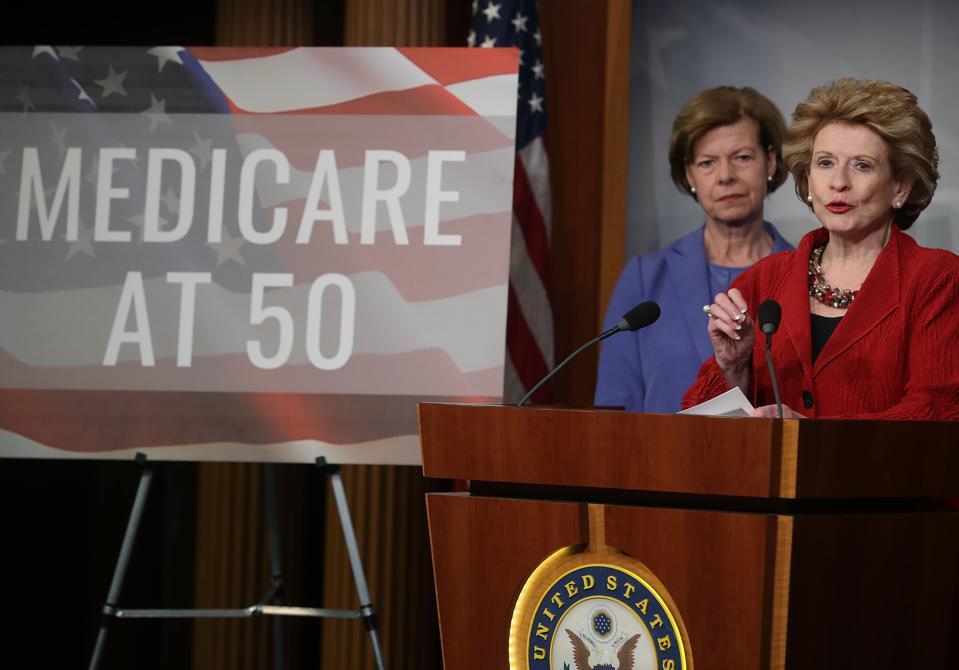 Democratic Lawmakers Announce