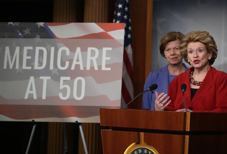 Democratic Lawmakers Announce ″Medicare At 50″ Legislation