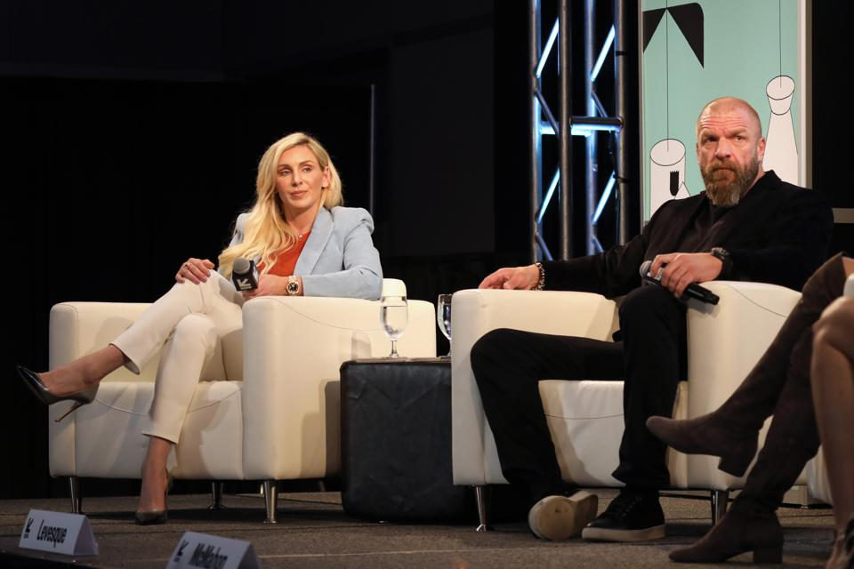 Featured Session: The Women's Evolution in WWE and Beyond - 2019 SXSW Conference and Festivals