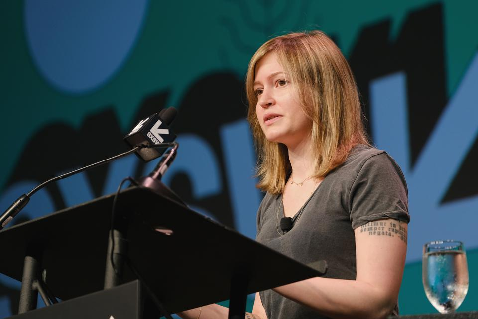 Featured Session: The Power of a Story with Susan Fowler - 2019 SXSW Conference and Festivals