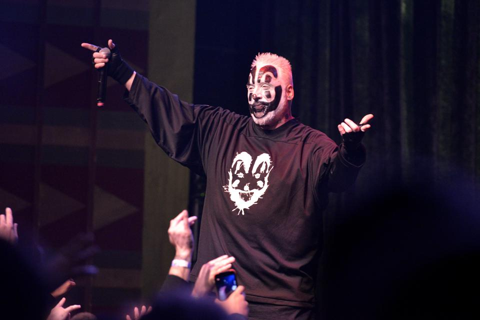 Insane Clown Posse Album Release Party
