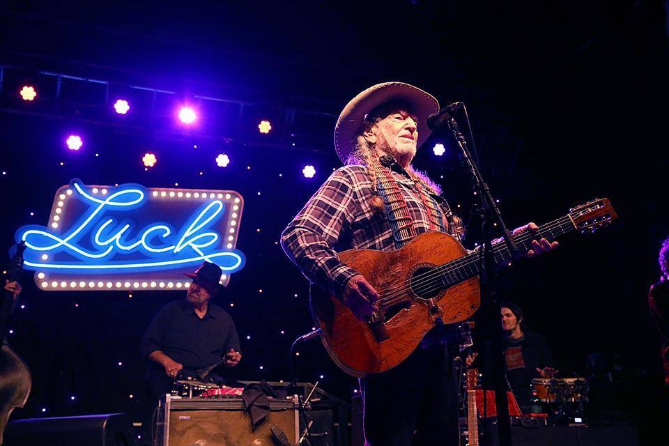 The Luck Banquet With Willie Nelson