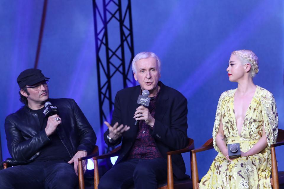 'Alita: Battle Angel' Beijing Press Conference