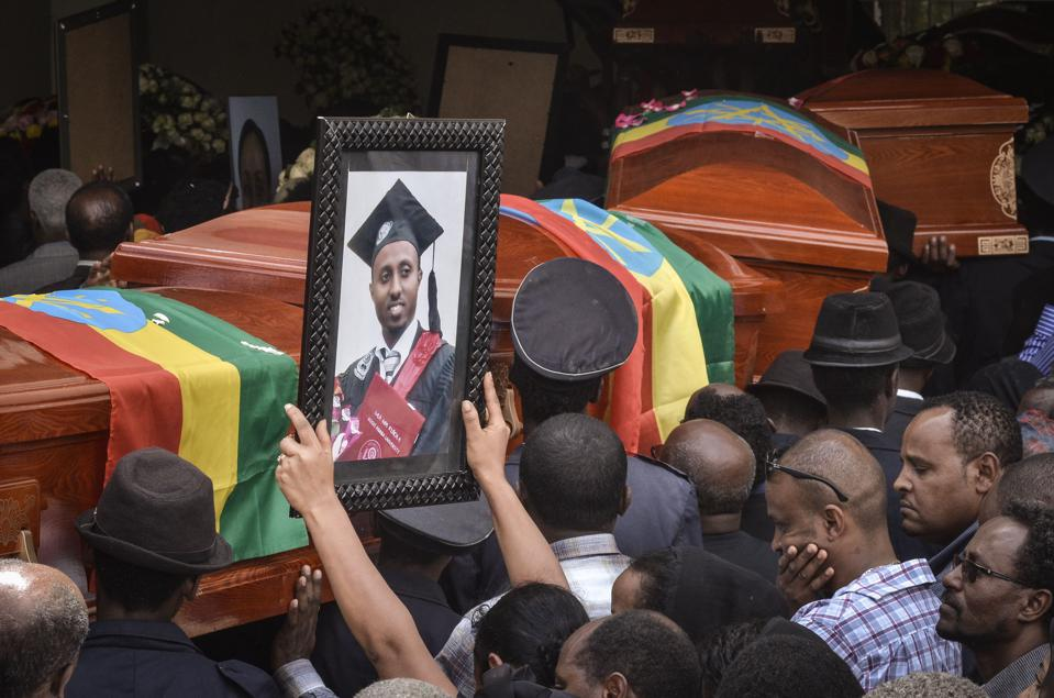ETHIOPIA-KENYA-ACCIDENT-AIRPLANE-FUNERAL