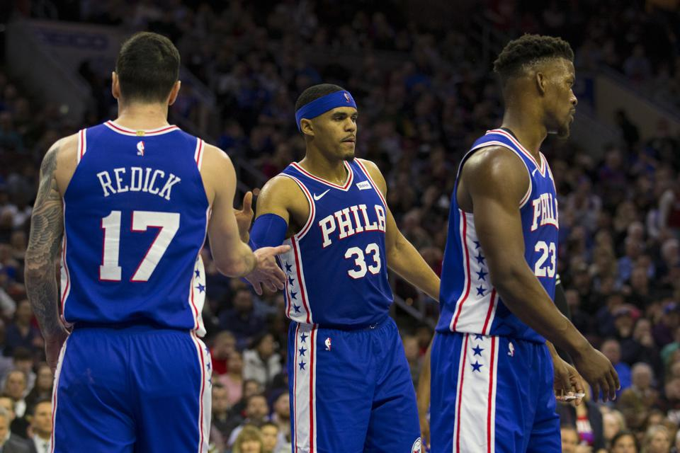 How the 2019 NBA Draft Affects The 76ers' Free-Agency Plans