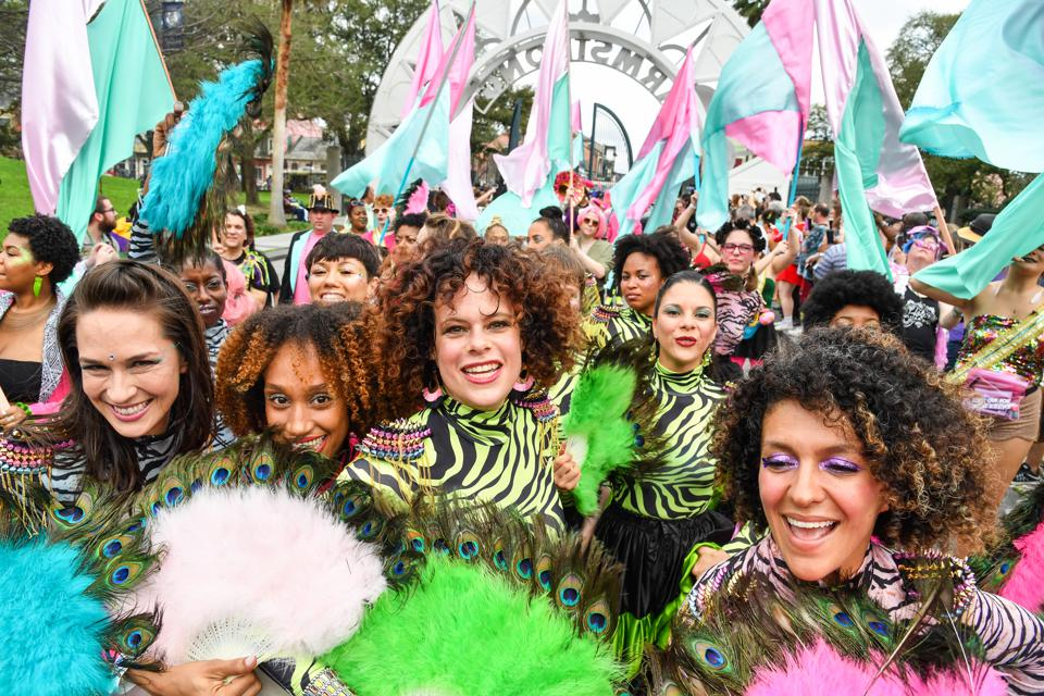 Mardi Gras 2019 - February 22, 2019