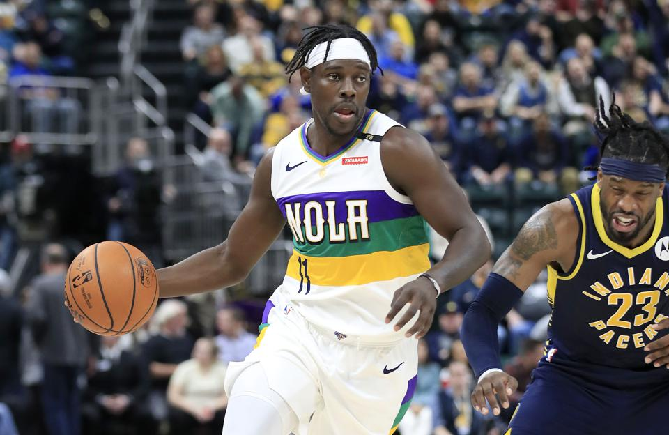 New Orleans Pelicans v Indiana Pacers