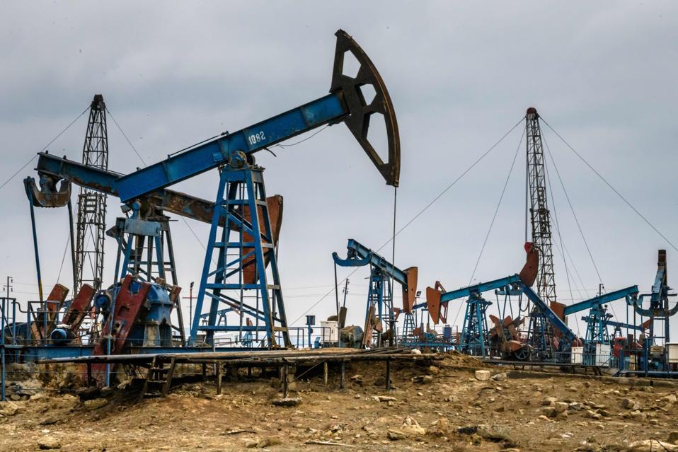 AZERBAIJAN-OIL
