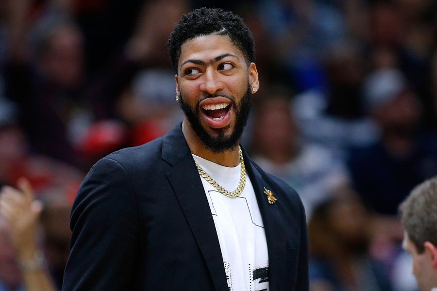 The Lakers Have Options To Pull Off Blockbuster Anthony Davis Trade