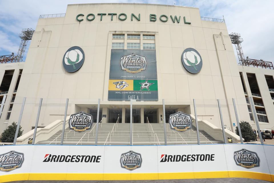Bridgestone Winter Classic 2020 Press Conference