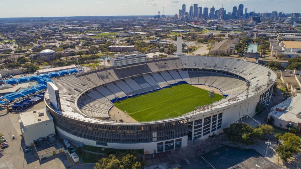 Bridgestone Winter Classic 2020 Dallas Cotton Bowl