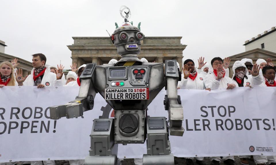 GERMANY-POLITICS-WEAPONS-DEMO