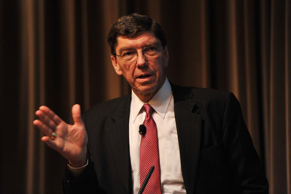 Lessons From Clayton Christensen's 'How Will You Measure Your Life?'