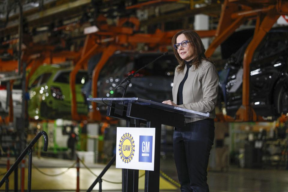 General Motors Announces Major Investment At The Lake Orion, Michigan Assembly Plant