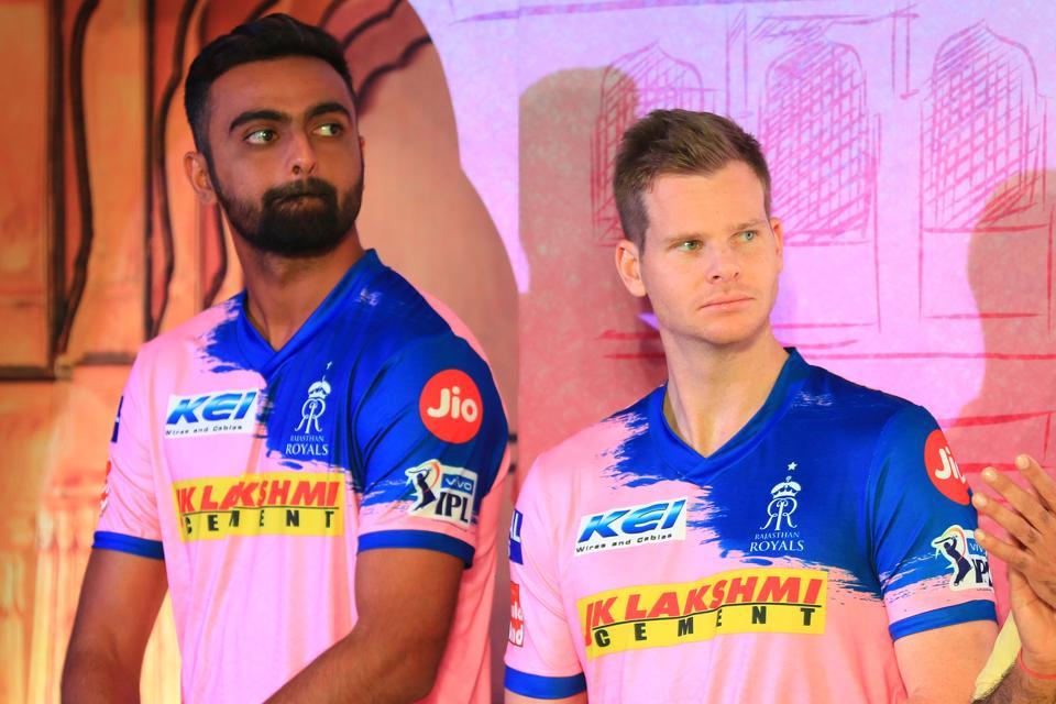 Rajasthan Royals Team Jersey Unveiled In Jaipur