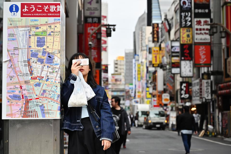"""Japan has """"common requirements"""" for women's appearances at work. Both makeup and high heels are mandatory."""