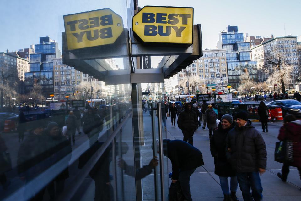Best Buy Q4 earnings report