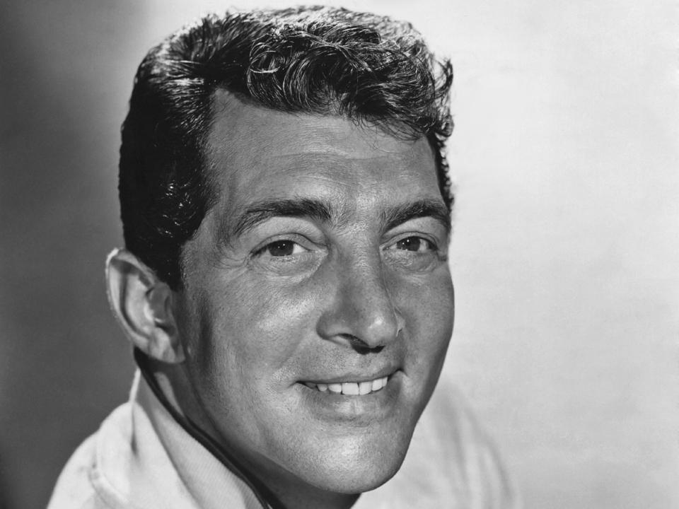 Dean Martin sang Baby It's Cold Outside