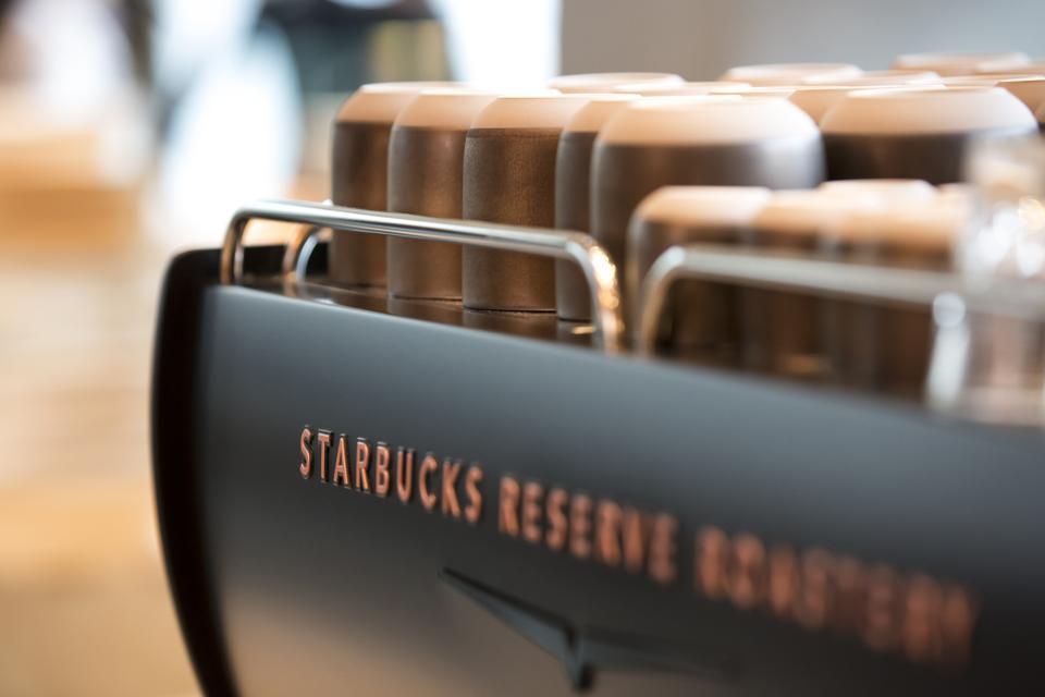 Starbucks Reserve Roastery Tokyo Preview