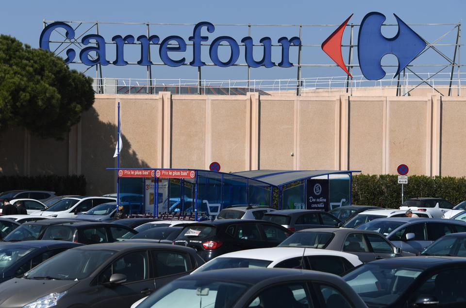 FRANCE-ECONOMY-CARREFOUR