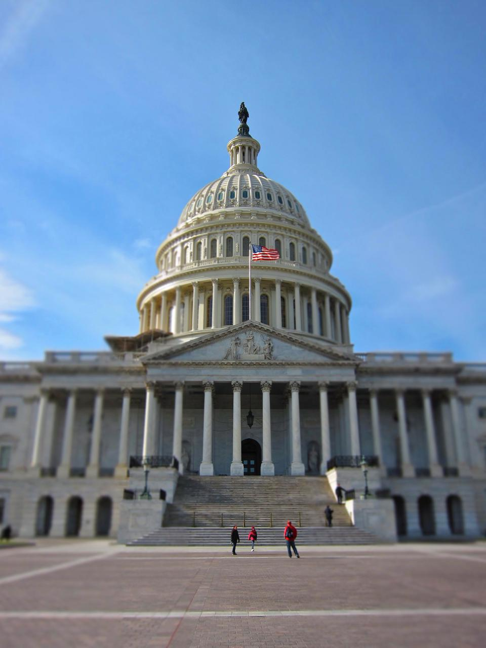 East Front of the United States Capitol