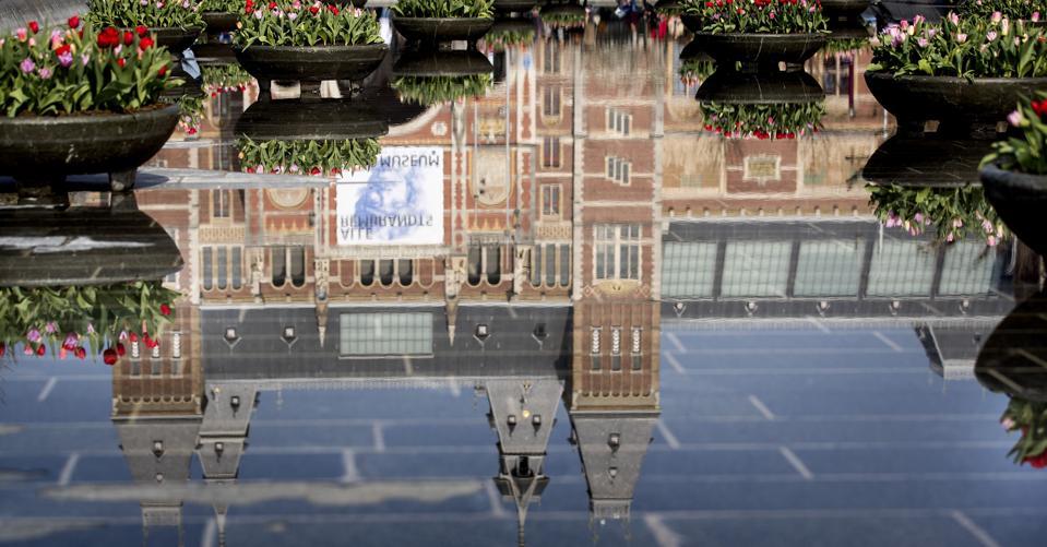 NETHERLANDS-CULTURE-NATURE-TULIP