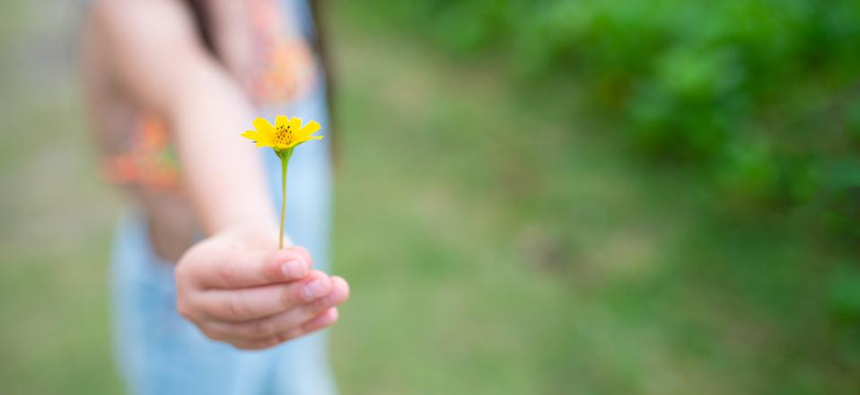 How generosity can make your work more meaningful.