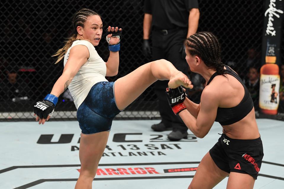 UFC Fight Night: Kowalkiewicz v Waterson